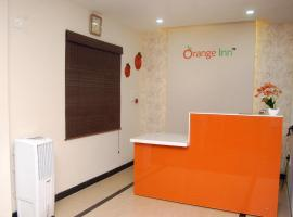 Hotel photo: Orange Inn, Manapakkam