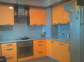 Apartment near Crocus Expo Krasnogorsk Russia