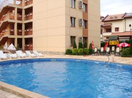 Stella Maris Apartments Sinemorets Bulgaria