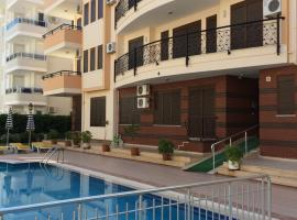 Oerl Erkenschwick Apartment Alanya Turkey