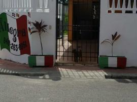 Hotel photo: Guest house Residencial Allegra