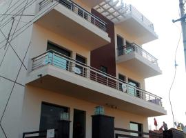 OYO Apartments Cyber Park Gurgaon India