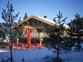 Hotel Photo: Le Lodge Chasse Montagne