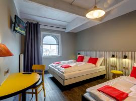 MEININGER Hotel Brussels City Center Thành phố Bruxelles Bỉ