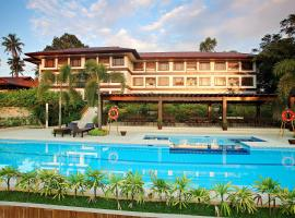 Hotel near Francisco Bangoy International airport : Hotel Tropika