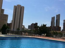 Luxmar Apartaments Benidorm Spain