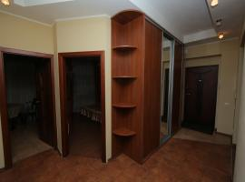 Three room apartments in city center Khreshatyk street Kiev אוקראינה