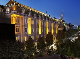 Eresin Crown Hotel-Special Category Istanbul Turkey
