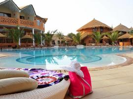 Lamantin Beach Resort & SPA Saly Portudal Senegal