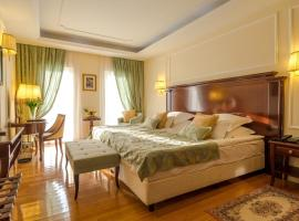 Hotel Photo: Hotel President Solin