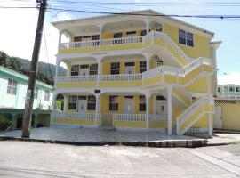 Yellow Bird Apartments Portsmouth Dominica