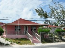 Cookie House Coakley Town Bahamas