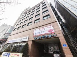 Jamsil Tourist Hotel Seoul South Korea