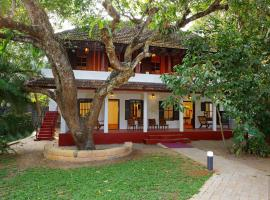 El Oceano Beach Villas Alleppey India