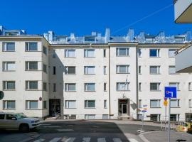 Hotel Photo: Forenom Serviced Apartments Helsinki Kruununhaka