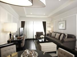 Cape House Serviced Apartments 曼谷 泰国