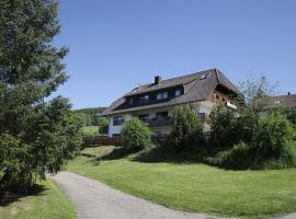 Hotel Photo: Haus am Berg