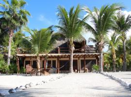 Beach Guesthouse Holbox Apartments & Suites Holbox Island Mexico