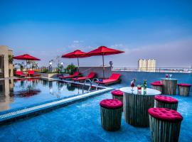 Diamond Palace Resort & Sky Bar Phnom Penh Cambodia
