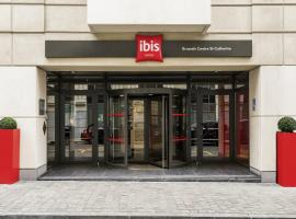A picture of the hotel: Ibis Brussels City Centre
