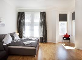 Spacious Ruterra 3BDR Flat Prague Czech Republic