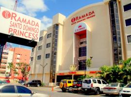 Ramada Santo Domingo Princess Hotel Santo Domingo Dominikāna