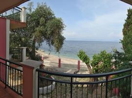 Apartments Corfu Sun Sea Side Benitses Greece