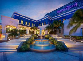 Hard Rock Hotel Riviera Maya- Heaven Section (Adults Only) All Inclusive Puerto Aventuras Mexico