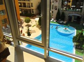 Emerald Paradise Apartments Sunny Beach Bulgaria