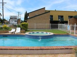 A picture of the hotel: Sun Plaza Motel