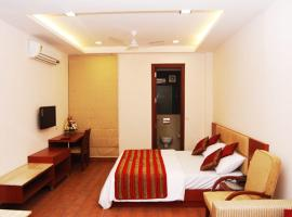 Hotel Royal Star New Delhi Indien