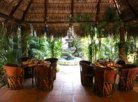 A picture of the hotel: The Mexican Inn