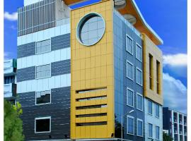 Hotel Sun Park Pondicherry Индия