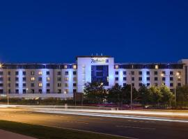 Hotel photo: Radisson BLU Hotel Dublin Airport