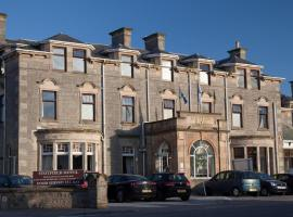 Stotfield Hotel Lossiemouth United Kingdom