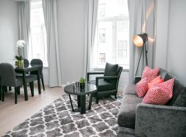 Oscar House Apartments - Odins Gate 10 Oslo Norway