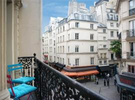 Apartment Saint Denis - 4 adults,