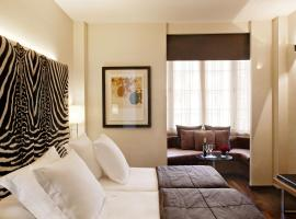 Hotel Gran Derby Suites Barcelona Spain