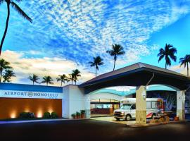A picture of the hotel: Airport Honolulu Hotel