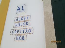 Guest House Capitao Mor Faro Portugal