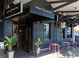 The State Hotel New Plymouth New Zealand