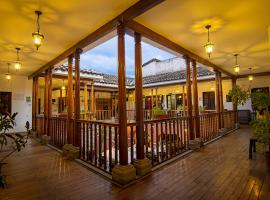 Hotel photo: ViaVia Cafe Ayacucho