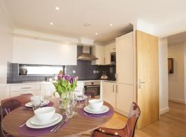 Belvedere Stratford City- Edge Apartments London United Kingdom