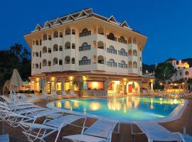 Fortuna Beach Hotel İçmeler Turkey