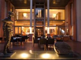 Menlyn Boutique Hotel Pretoria South Africa