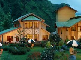 Solang Valley Resort Manāli India