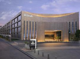 Hilton Bangalore Embassy GolfLinks Bangalore India