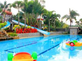 Bakasyunan Resort and Conference Center - Zambales Iba Philippines