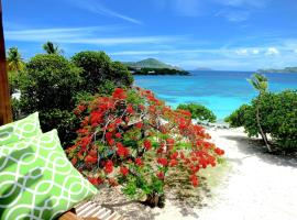 Sapphire Beach and Marina - Villa A304 East End Virgin Islands