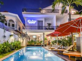 The Sam Boutique Hotel Phnom Penh Cambodia
